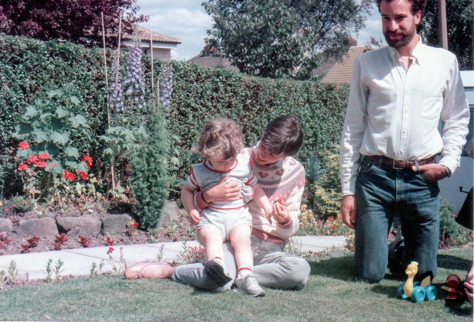 Us with Jeremy's son John